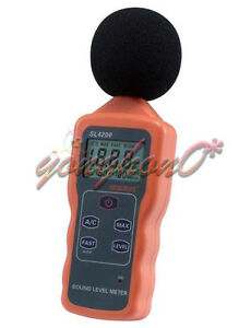 Digital Sound Level Meter Noise Level Meter Tester Usb Sound Level Meter Sl4200