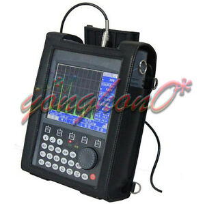 Ultrasonic Flaw Detector Defectoscope Sub130 0 25000mm Dac avg With Color B scan