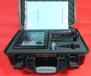 Sub110 Digital Ultrasonic Flaw Detector Defectoscope 0 9999mm Dac Avg Curve