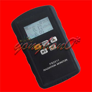 Fs2011 Nuclear Radiation Detector Personal Dosimeter Alarms Radiation Meter