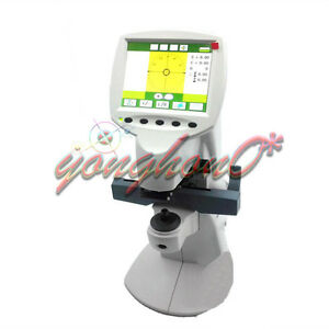 New Fl 8800 Auto Lensmeter Lensometer Optometry Machine Built in Printer 110v