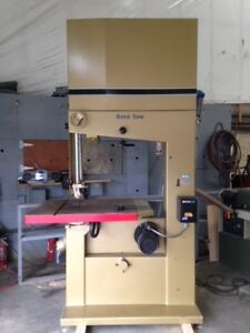 Powermatic Vertical Band Saw Used