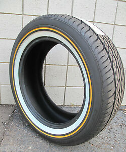 New 275 55 20 117h Vogue Tyre Custom Built Xiii Gold White Tire 27555r20 2755520