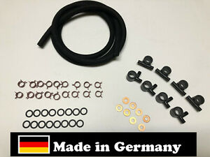 7 3 7 3l Ford Fuel Injector Return Line Kit For Diesel Trucks 1988 1994