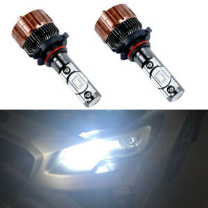 Total 7600lm White High Power Hb3 9005 Led Drl Headlight Bulbs Conversion Kit
