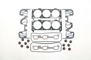 New Oem Gm Cylinder Head Gasket Set 12538864 Chevy Buick Pontiac Olds 3 4 96 99