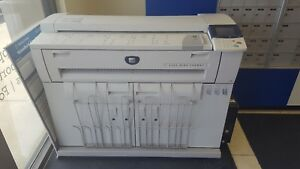 Xerox 6204 Wide Format Printer Excellent Condition With Freeflow Access Computer