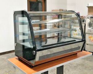 35 Ins Desktop Deli Case R160 restaurant Equipment show Bakery Pastry Deli Case
