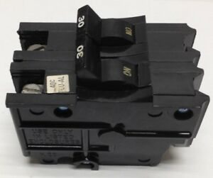 Federal Pacific Electric Nb230 Circuit Breaker 2p 30a 120 240vac Nb Nb 230 Chip