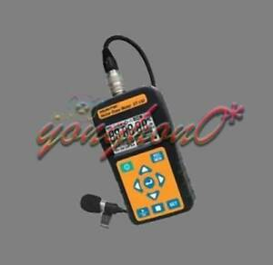 New Tenmars St 130 Noise Dose Meter Sound Level Meter Usb Data Logger
