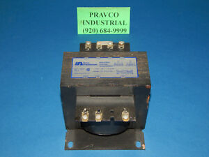 Acme Transformer Ta 2 81216 Control Transformer 750va 750kva 50 60hz Ta281216