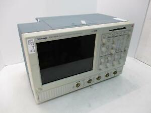Tektronix Tds5054 Digital Phosphor Oscilloscope 500 Mhz Dpo