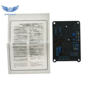 New Avr Automatic Voltage Regulator As480 For Generator Genset Parts