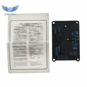New Avr Automatic Voltage Regulator As480 For Stamford Generator Genset Parts