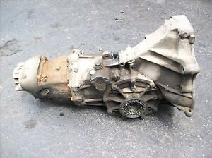Porsche 944 Turbo 60k Mile Transmission Transaxle Uy Code Also Fits 944 S2