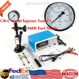 For Bosch 6190 6200 6170 Diesel Cr c Common Rail Injector Tester 110v s60h Ups