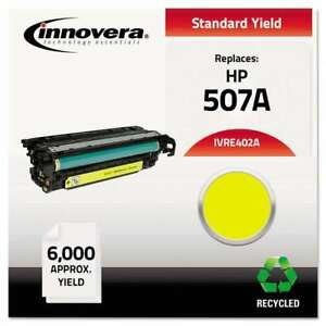 Innovera Remanufactured Ce402a 507a Toner Yellow 686024125792