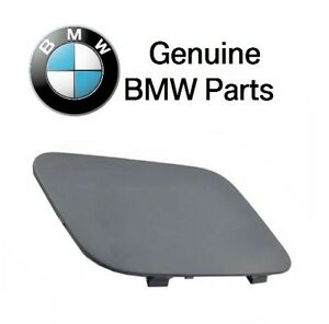 For E92 E93 328i Xdrive 3 0l I6 Tow Hook Cover Front Genuine Bmw 51118044666