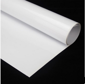 White Office School Writing Film Self adhesive Whiteboard Dry Erase Board Film