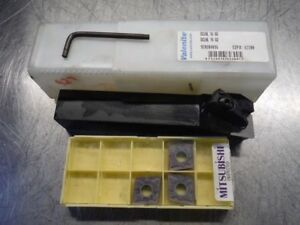 Valenite Indexable Lathe Tool Holder Dclnl 16 6d W Qty3 Cnmg 644 loc2214
