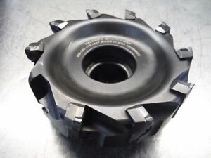 Valenite Master Mill 6 Indexable Facemill 1 5 Arbor Mm 060 10r150f loc2635