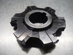 Sandvik 80mm Indexable Slot Milling Cutter N331 32 080t25em loc2288a