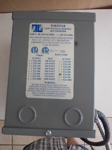 Tokistar Low Voltage Lighting Transformer 24v 600w Tr 24 600