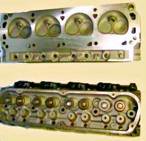 2 Ford Explorer Mountaineer 5 0 Ohv 302 Sbf Gt40p V8 Cylinder Heads No Core