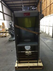 Paasche Paint Spray Booth 2 6 Wide used