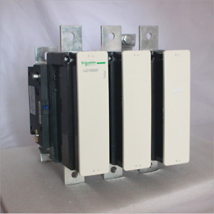 1pc Used Schneider Plc Lc1d620m7c Contactor Tested Warrantied