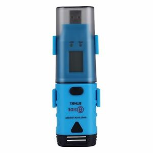 Bside Bth01 Digital Usb Two channel Temperature Humidity Data Logger Recorder
