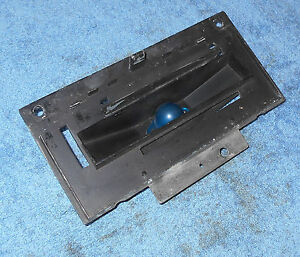 1969 1970 Mustang Gt Mach 1 Shelby Cougar Xr7 Orig A c Heater Control Face Plate