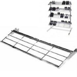 Fast Free Shipping Two Shelf For Shoe Rack Display