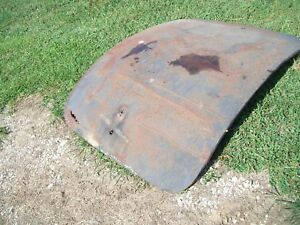 1937 1938 Chevy Trunk Lid Coupe Conv Steel Street Rod Jalopy 37 38 Rat Rod Hot