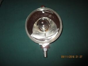 Driving Light Lucas Reproduction By Moss free Shipping