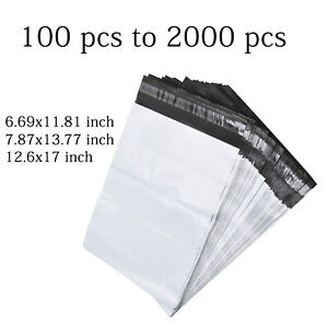 Wholesale Poly Plastic Mailing Envelopes Shipping Packing Sealing Bags