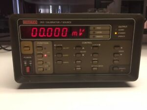 Keithley 263 Calibrator Source