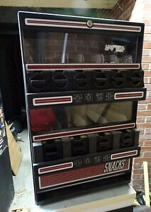 Snack And Beverage Vending Machines countertop stackable