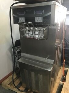 Taycool Soft Serve Ice Cream Machine New Twin Twist