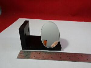 Mounted Mirror Aus Jena Zeiss Germany Optics Microscope Part As Pictured