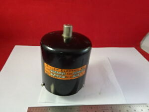 Vintage Bliley Electric Quartz Frequency Resonator Mo3 6 3v As Is
