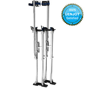 Kenwell 18 30 Drywall Stilts Painters Walking Taping Finishing Tools Aluminum