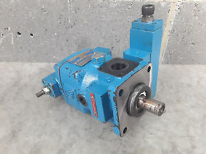 Small Rhl Rotary Power Hydraulic Variable Delivery Piston Pump P07ljponlo