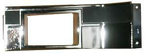 1964 1966 Ford Mustang Console Manual Shift Plate