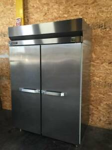 Hobart Two Door Reach In Freezer Commercial Freezer Model Qf2