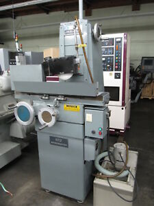 Brown Sharpe 612 Micromaster Hand Surface Grinder W 6 x12 Magnetic Chuck