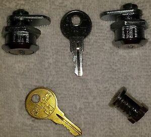 Ultravend Ezevend Easyvend 3 Lock Set With Keys Back Lock 2 Top Locks