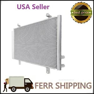 New Ac Condenser For Toyota Camry 2012 2017 3 5l V6 8846006230 With Drier