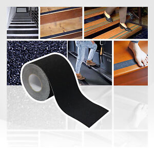 Kenwell Step Safety Non skid Grit Grip Tape Roll Trailer Sticker Adhesive 6 x60