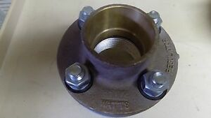 Brand New Watts Regulator Dielectric Union 2 1 2 In Flange